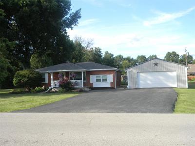 Mt Orab Single Family Home For Sale: 407 Smith Avenue