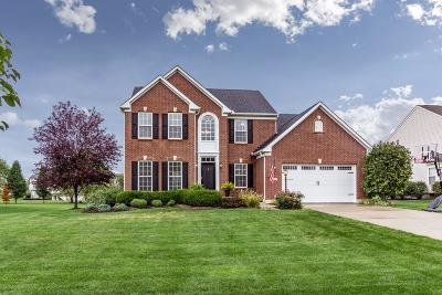 Single Family Home For Sale: 5563 Cedargate Court