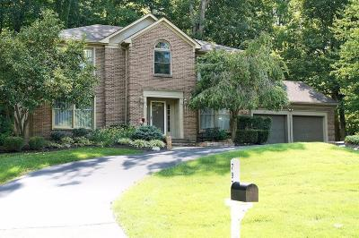 Single Family Home For Sale: 7971 Indian Bluff Lane