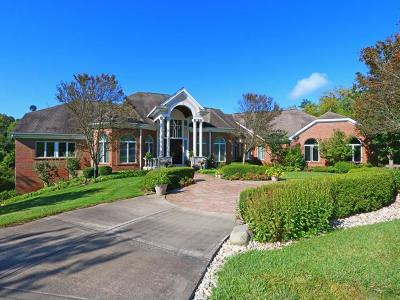 Single Family Home For Sale: 6500 Shawnee Ridge Lane