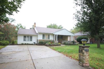 Single Family Home For Sale: 7230 Berwood Drive