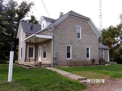Adams County, Brown County, Clinton County, Highland County Single Family Home For Sale: 7984 New Vienna Road