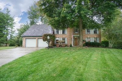 Single Family Home For Sale: 11630 Windy Hill Court