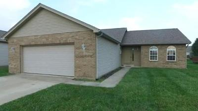 Adams County, Brown County, Clinton County, Highland County Single Family Home For Sale: 634 John Chambers Drive