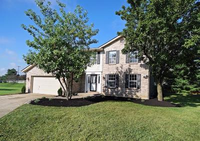 Single Family Home For Sale: 6882 Foxfield Drive