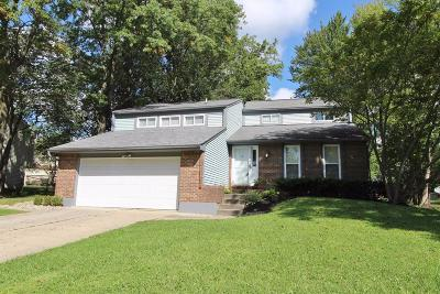 Single Family Home For Sale: 8044 Buckland Drive