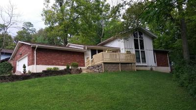 Single Family Home For Sale: 5600 Green Oak Drive