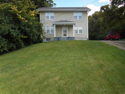 Single Family Home For Sale: 5858 Pleasant Avenue
