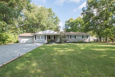Single Family Home For Sale: 1550 St Rt 131