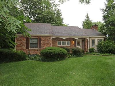 Single Family Home For Sale: 8440 Kenwood Road