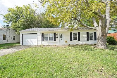 Single Family Home For Sale: 1035 Olympia Drive