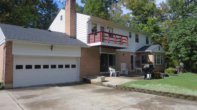 Single Family Home For Sale: 1105 Red Bird Road