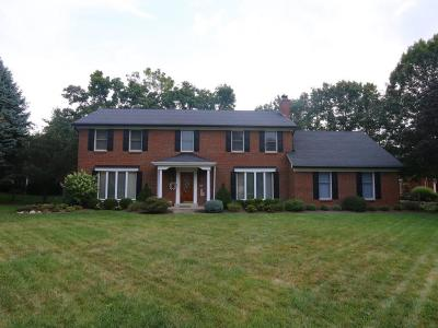 Single Family Home For Sale: 9611 Otterbein Road