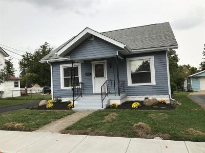 Adams County, Brown County, Clinton County, Highland County Single Family Home For Sale: 269 East Washington Street