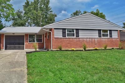 Single Family Home For Sale: 1042 Ledro Street