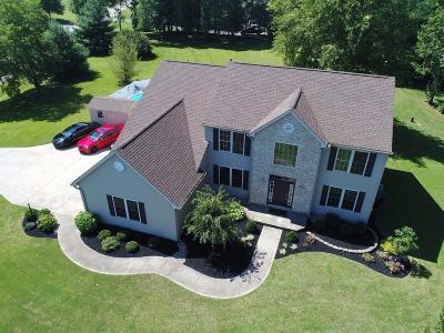 Single Family Home For Sale: 3671 Bramblebush Drive