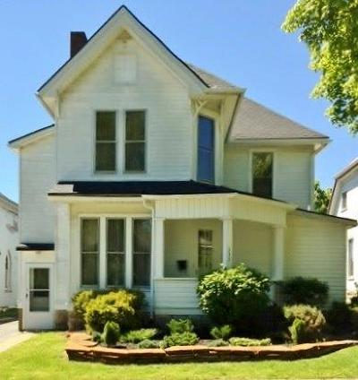 Hillsboro Single Family Home For Sale: 233 South High Street