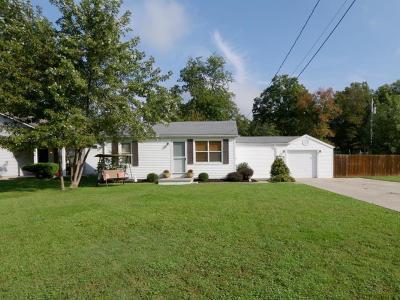 Single Family Home For Sale: 7816 Cincinnati Avenue