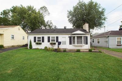Single Family Home For Sale: 613 Lindemann Lane