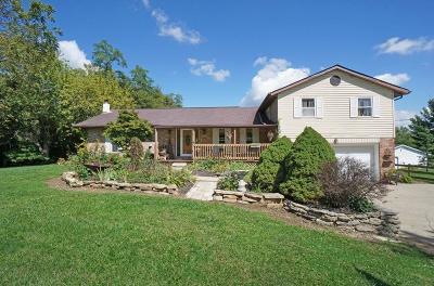 Preble County Single Family Home For Sale: 4377 Camden West Elkton Road