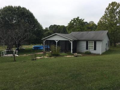 Scott Twp OH Single Family Home For Sale: $68,500
