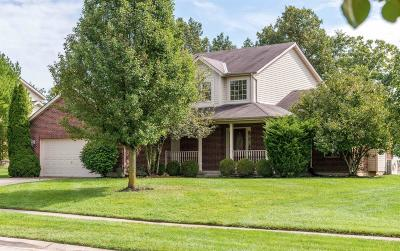 Single Family Home For Sale: 6128 Lakewood Drive