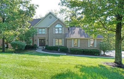Single Family Home For Sale: 8448 Eagleridge Drive