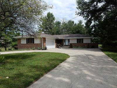 Single Family Home For Sale: 8294 Butterworth Road