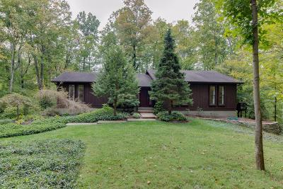 Single Family Home For Sale: 1200 Eagle Creek Trail