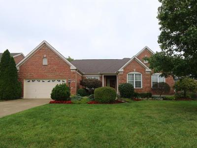 Single Family Home For Sale: 3907 Lost Willow Drive