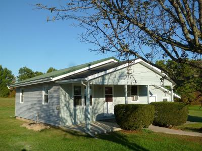 Wayne Twp OH Single Family Home For Sale: $65,000