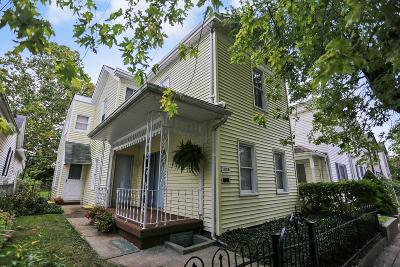 Hamilton Single Family Home For Sale: 1258 Lane Street