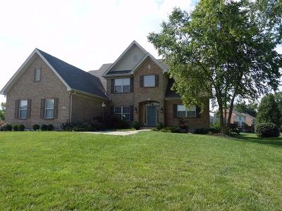 Single Family Home For Sale: 6153 Fairway Drive