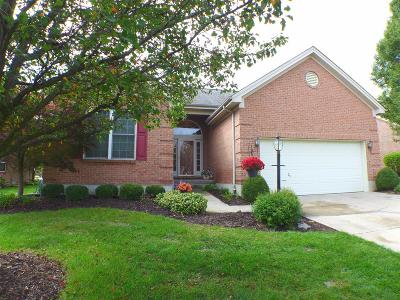 Single Family Home For Sale: 2926 Fairways Drive
