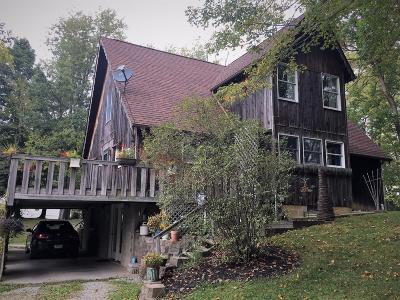 Adams County, Brown County, Clinton County, Highland County Single Family Home For Sale: 6170 St Rt 247
