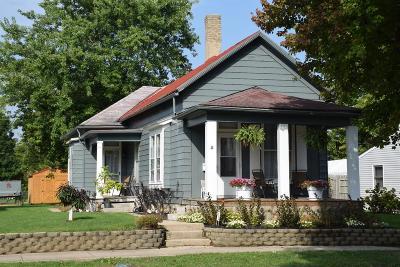 Preble County Single Family Home For Sale: 819 North Barron Street