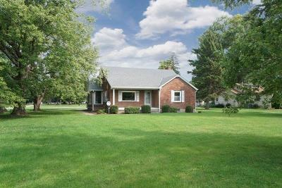 Single Family Home For Sale: 5286 East River Road