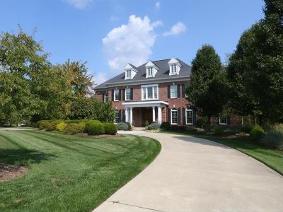 Single Family Home For Sale: 12 Beaufort Hunt Lane