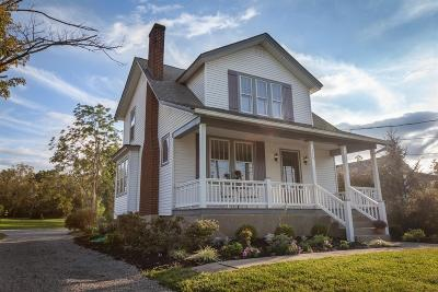 Single Family Home For Sale: 575 East Sharon Road