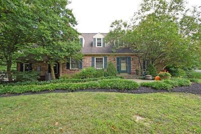 Single Family Home For Sale: 5400 Miami Road