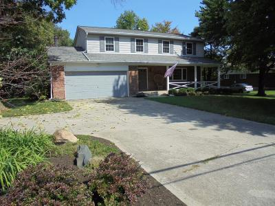 Single Family Home For Sale: 6708 Tylersville