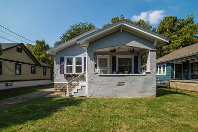 Single Family Home For Sale: 5429 Stewart Avenue
