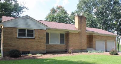 Single Family Home For Sale: 11389 Gideon Lane