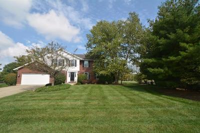 Single Family Home For Sale: 9934 Stonebridge Drive