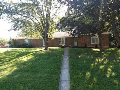 Single Family Home For Sale: 9612 Iris Drive