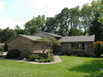 Single Family Home For Sale: 935 Broadview Drive