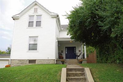 Single Family Home For Sale: 3611 Meadow Avenue