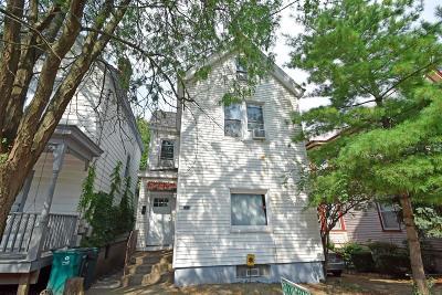 Single Family Home For Sale: 2535 Vestry Avenue
