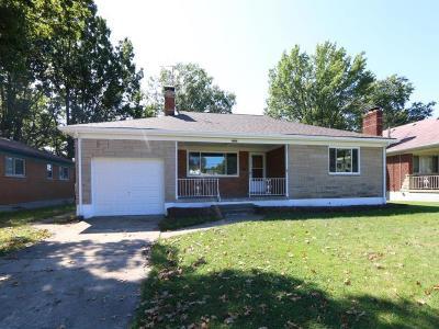 Single Family Home For Sale: 4245 Applegate Avenue