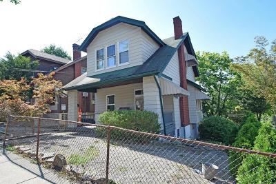 Single Family Home For Sale: 349 Warner Street